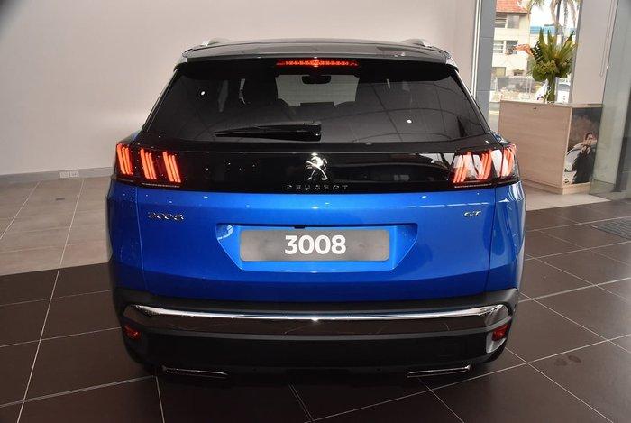 2021 Peugeot 3008 GT P84 MY21 Blue