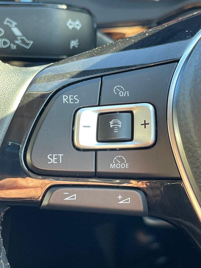 2018 Volkswagen Polo 85TSI Comfortline AW MY18 Silver