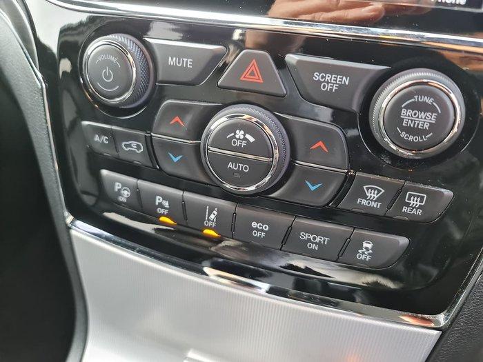 2019 Jeep Grand Cherokee Limited WK MY19 4X4 Dual Range Black