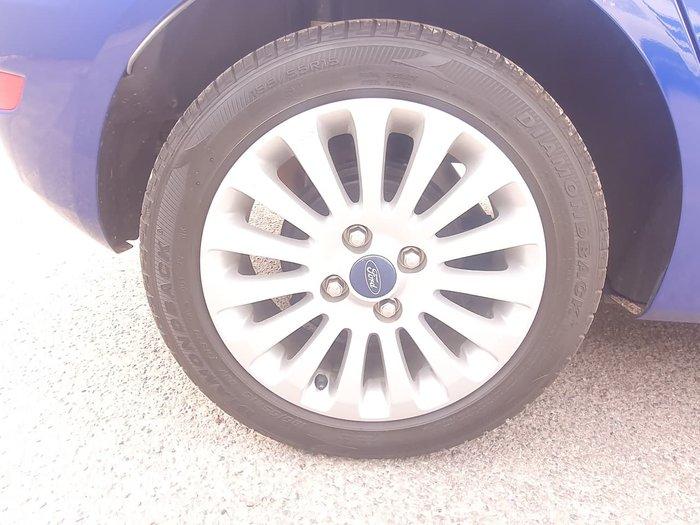 2013 Ford Fiesta LX WT Blue