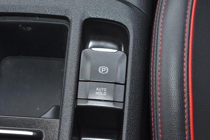 2017 Hyundai i30 SR PD MY18 Marina Blue