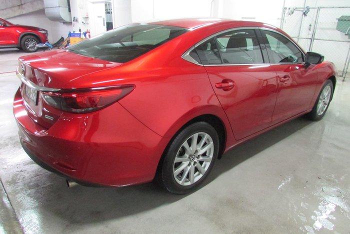 2015 Mazda 6 Touring GJ Series 2 Red
