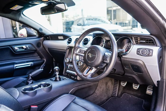 2017 Ford Mustang GT FM MY17 Magnetic