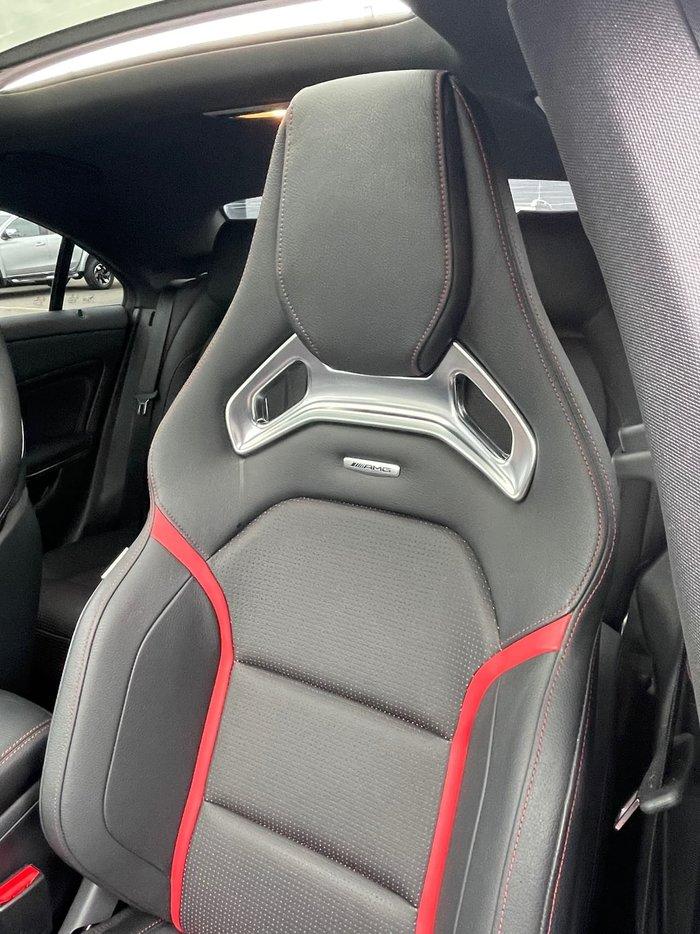 2017 Mercedes-Benz CLA-Class CLA45 AMG C117 Four Wheel Drive Black