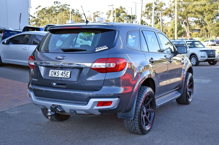 2016 Ford Everest Trend UA Meteor Grey