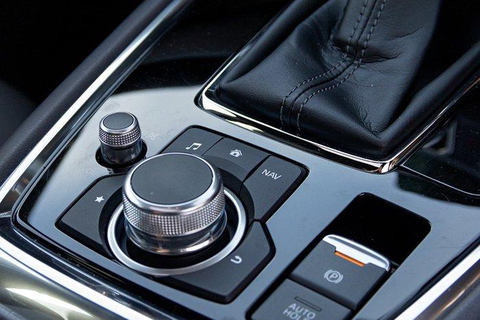 2020 Mazda CX-8 Asaki KG Series AWD Jet Black