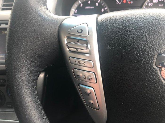 2016 Nissan Pulsar ST-L B17 Series 2 Silver