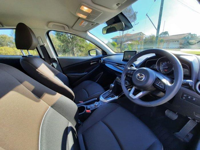2020 Mazda 2 G15 Pure DJ Series Jet Black