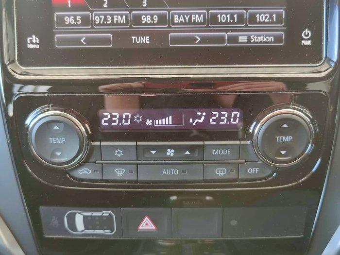 2019 Mitsubishi Pajero Sport Exceed QE MY19 4X4 Dual Range White