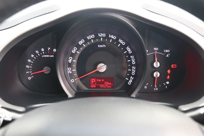 2014 Kia Sportage Si Premium SL MY14 Space Blue