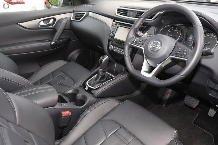 2020 Nissan QASHQAI Ti J11 Series 3 MY20 Silver