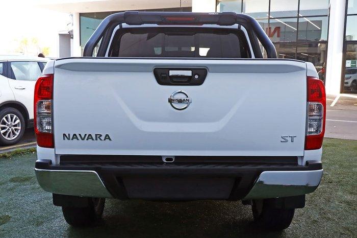 2020 Nissan Navara ST D23 Series 4 White