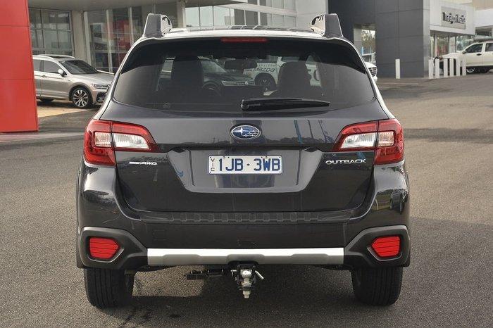 2018 Subaru Outback 2.5i Premium 5GEN MY18 AWD Grey