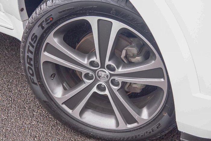 2017 Holden Captiva LTZ CG MY17 AWD White