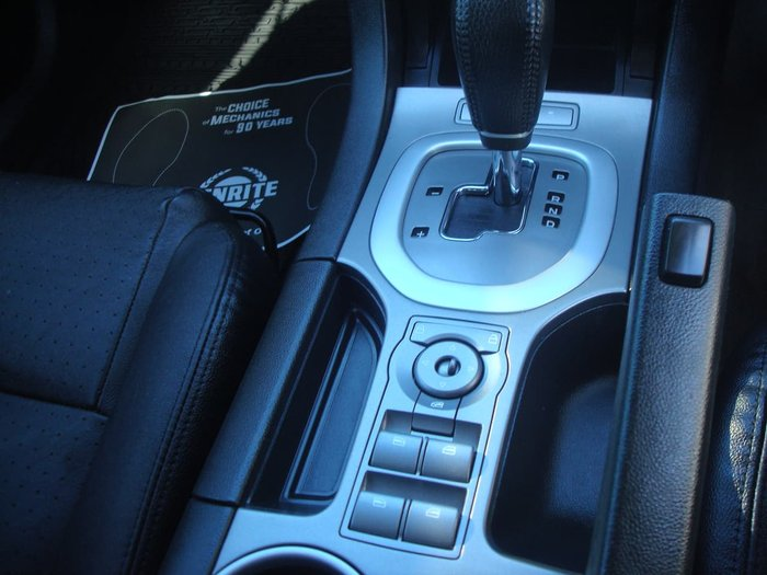 2011 Holden Calais V VE Series II MY12 Silver