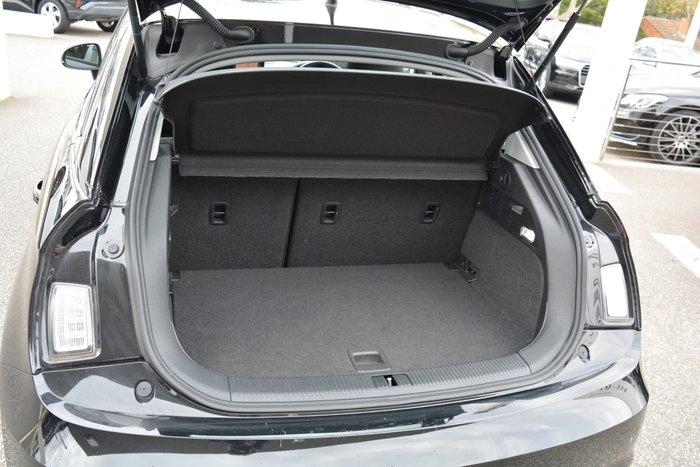 2018 Audi A1 Sport Style Edition 8X MY18 Mythos Black