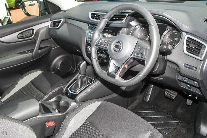 2021 Nissan QASHQAI ST J11 Series 3 MY20 Vivid Blue