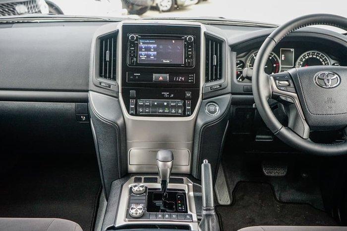 2021 Toyota Landcruiser GXL VDJ200R 4X4 Dual Range Graphite