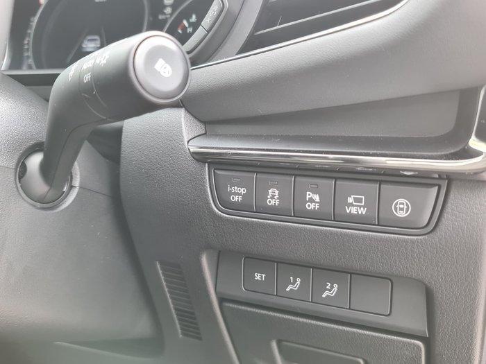 2020 Mazda 3 X20 Astina BP Series Snowflake White Pearl
