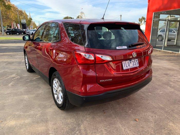 2017 Holden Equinox LS EQ MY18 Glory Red