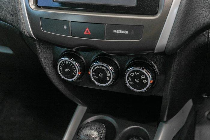 2013 Mitsubishi ASX XB MY14 4X4 Constant Ironbark