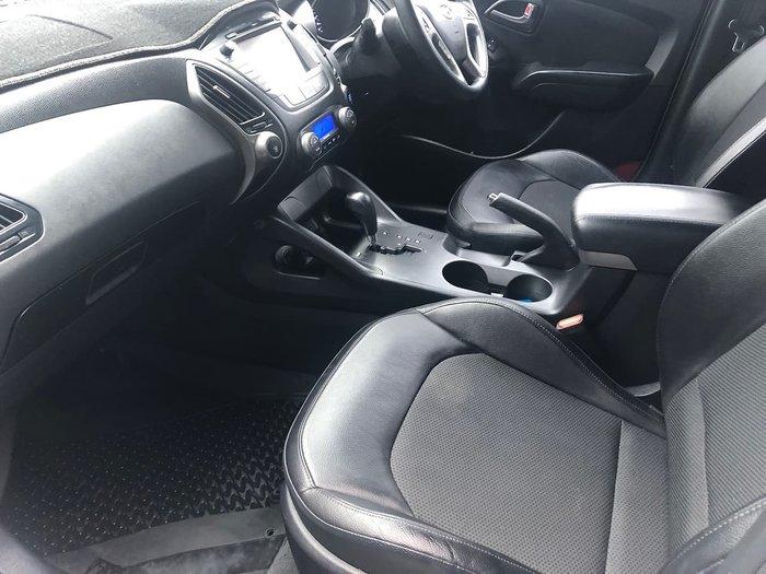 2015 Hyundai ix35 Elite Series II MY15 AWD White