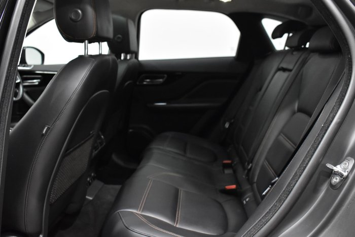 2019 Jaguar F-PACE 25t Prestige X761 MY19 AWD Santorini Black