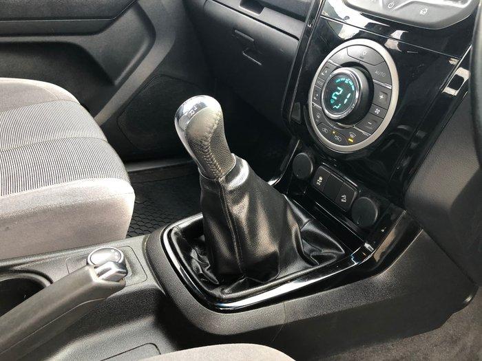 2016 Holden Colorado LTZ RG MY16 4X4 Dual Range Satin Steel Grey