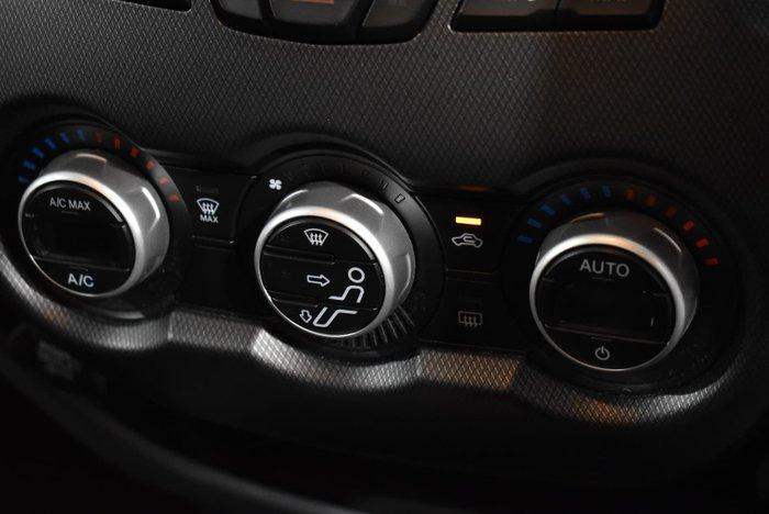 2015 Ford Ranger Wildtrak PX 4X4 Dual Range Chilli Orange