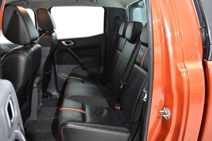2015 Ford Ranger Wildtrak PX 4X4 Dual Range True Red