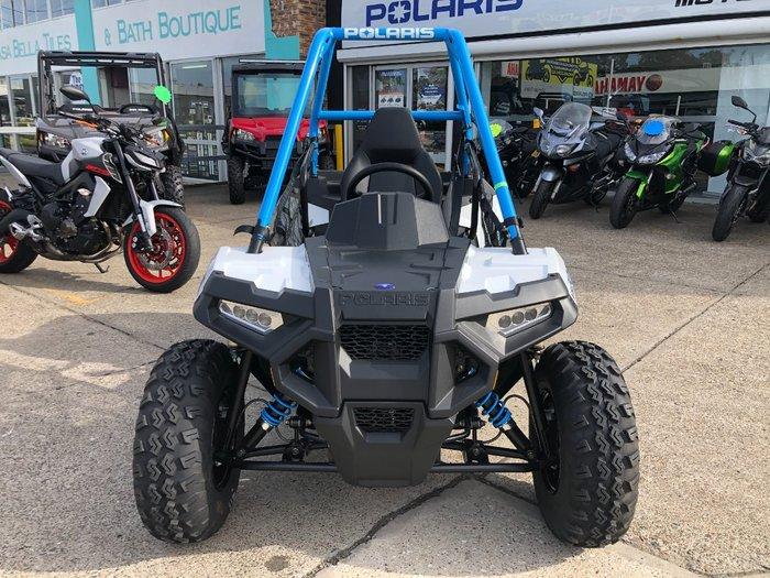 2021 Polaris ACE 150 WHITE
