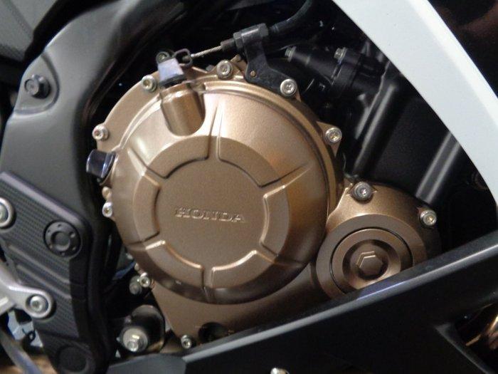 2016 Honda CBR500RA (ABS) LAMS WHITE