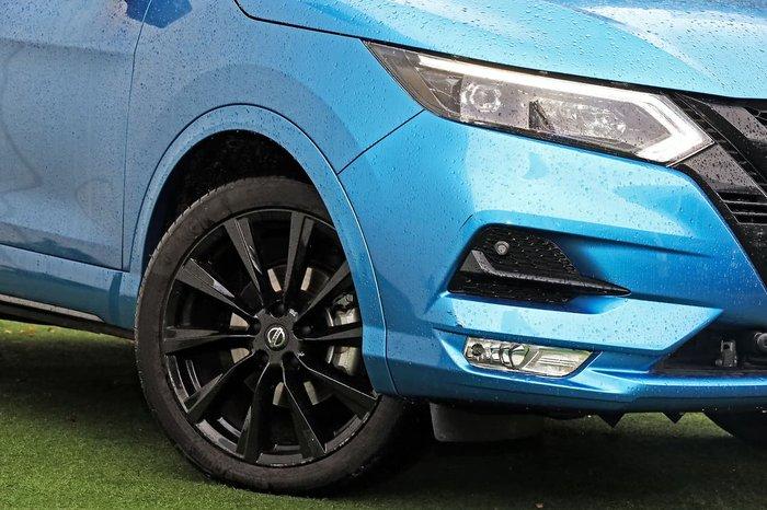 2020 Nissan QASHQAI Midnight Edition J11 Series 3 MY20 Blue