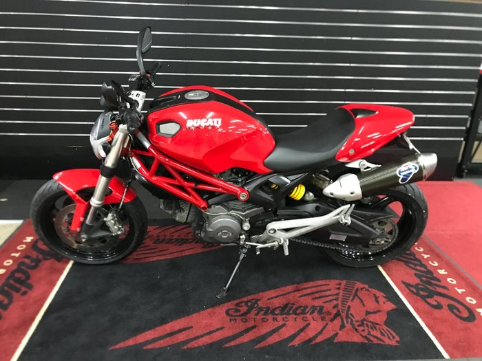 2013 DUCATI MONSTER 659 (ABS) Red