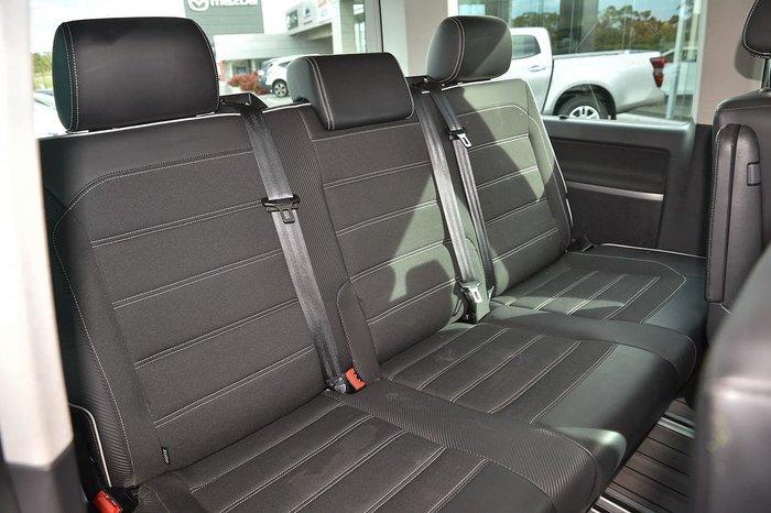 2019 Volkswagen Multivan TDI340 Black Edition T6 MY19 Grey