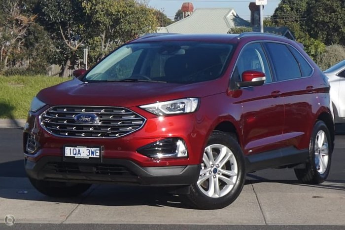 2019 Ford Endura Trend CA MY19 AWD Red