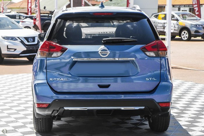 2021 Nissan X-TRAIL ST T32 MY21 Marine Blue
