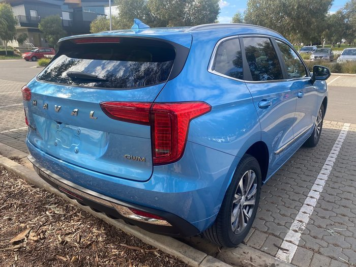2021 Haval Jolion Lux A01 Blue