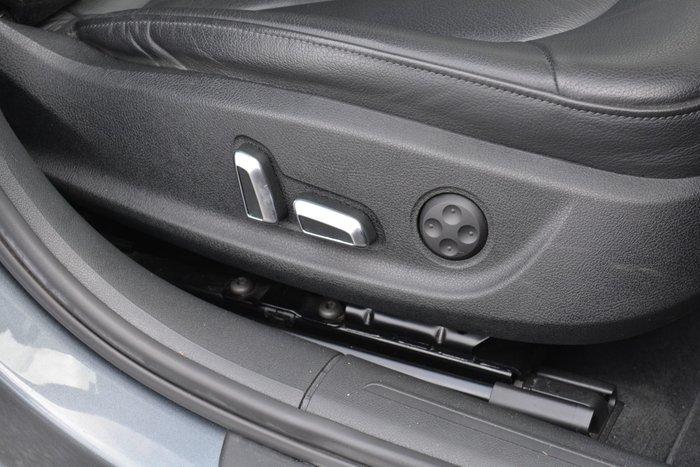 2013 Audi A4 B8 MY14 Four Wheel Drive Monsoon Grey