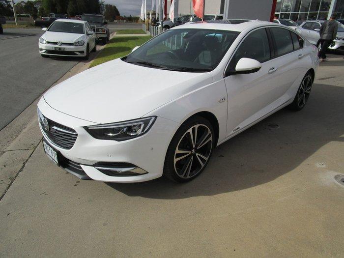 2018 Holden Calais V ZB MY18 AWD White