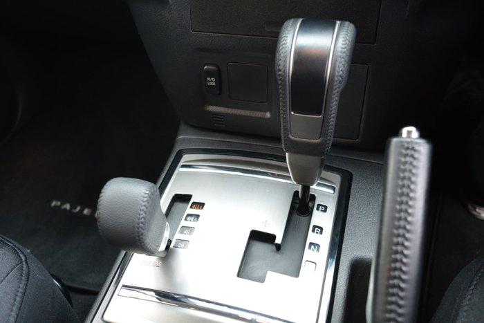 2016 Mitsubishi Pajero GLX NX MY16 4X4 Dual Range Cool Silver