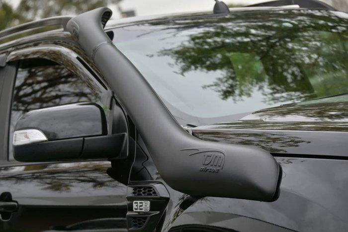 2017 Ford Ranger Wildtrak PX MkII 4X4 Dual Range Shadow Black