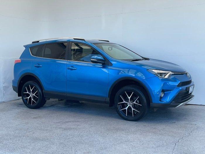 2015 Toyota RAV4 GXL ZSA42R Blue