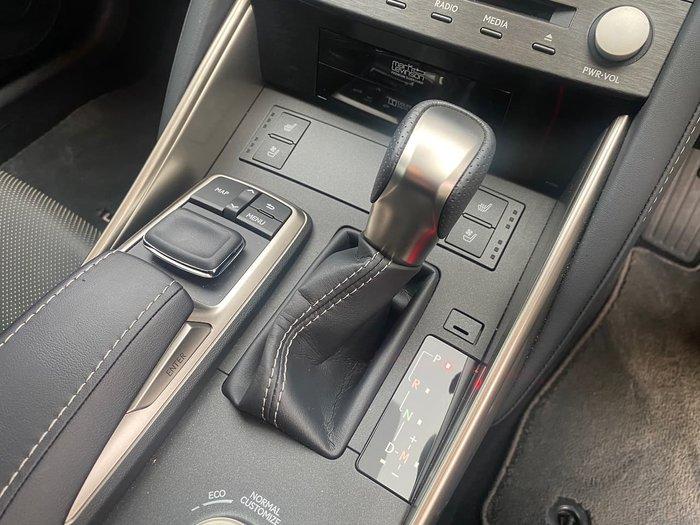 2019 Lexus IS IS350 F Sport GSE31R White