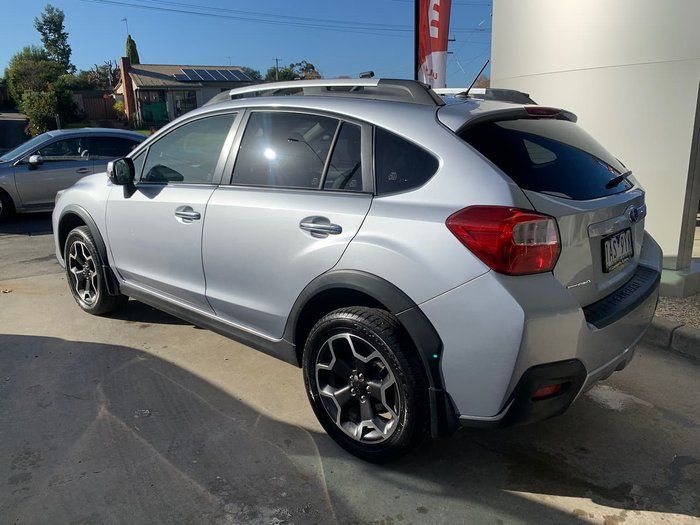 2013 Subaru XV 2.0i-S G4X MY13 AWD Silver