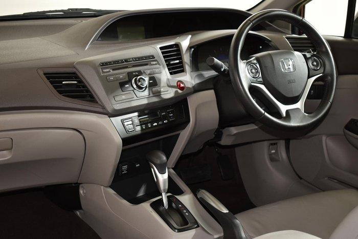 2012 Honda Civic Sport 9th Gen Maroon