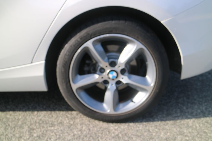 2013 BMW 1 Series 116i F20 Alpine White