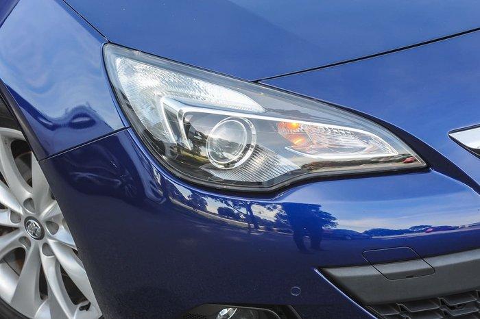 2015 Holden Astra GTC PJ MY16 Blue