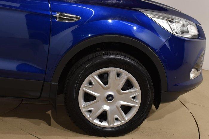 2015 Ford Kuga Ambiente TF MkII MY15 AWD Deep Impact Blue