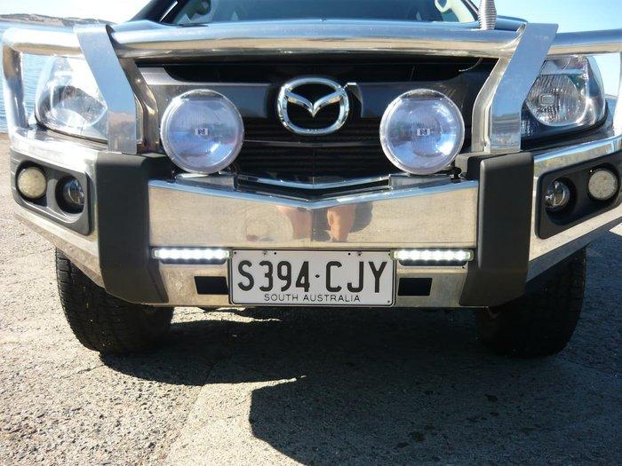 2016 Mazda BT-50 XTR UR 4X4 Dual Range Bronze